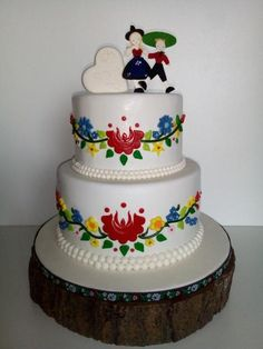 Elegant Wedding Cakes, Cake Designs, Desserts, Designer Cakes, Decorated Cakes, Food, Cupcakes, Cookies, Unique