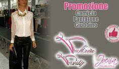 Camicia, Pantalone E Giubbino Da Valeria Vanity http://affariok.blogspot.it/