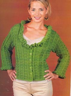 Y Crochet Jackets Chaquetas Favors Imágenes L 834 De Mejores aZ818qp
