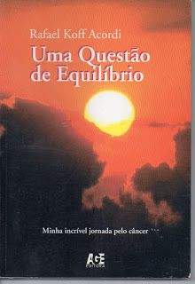 Sebo Felicia Morais: Uma Questão de Equilíbrio- Minha incrível jornada ...