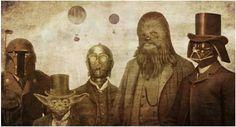 Star Wars... Like a sir.