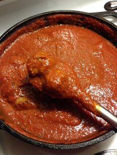 Godfather's Spaghetti Sauce The Godfather's Spaghetti Sauce Perfect base for all tomato sauce dishes.The Godfather's Spaghetti Sauce Perfect base for all tomato sauce dishes. Copycat Recipes, Sauce Recipes, Pasta Recipes, Dinner Recipes, Cooking Recipes, Cooking Bacon, Meat Sauce, Tomato Sauce, Marinade Sauce