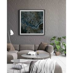 Printed Artwork: In Stillness  2019  100 x 100 cm  Mixed media of ink wash movement, digitally captured & printed on archival quality paper  Single Edition  Signed Artwork Prints, Fine Art Prints, Ink Wash, Mixed Media, Landscapes, Printed, Paper, Furniture, Home Decor