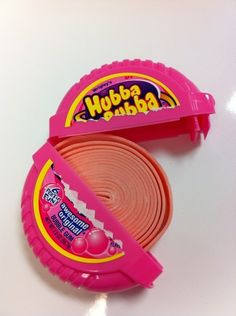 Hubba Bubba | 32 sabores inesquecíveis da sua infância que foram extintos