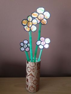 Creative Crafts, Vase, Gifts, Home Decor, Presents, Decoration Home, Room Decor, Crafts, Favors