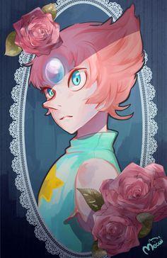 Pearl Portrait   Steven Universe   Know Your Meme