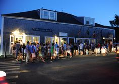 Nantucket, Massachusetts: The Juice Bar - Best Ice Cream Spots in the U.S. on Food & Wine///crazy.  line is like this all summer
