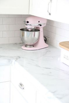 Marble Top - The Coolest Hacks On Pinterest For The Modern Home - Photos