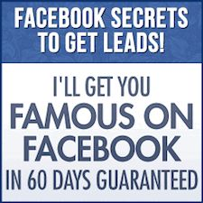 FREE TRAINING VIDEO Shows How This FaceBook Queen Built Her 6-Figure Business in 6 months, Retired Her Husband from a Healthy Corporate America Salary, and Signed up 32 Reps in the Last 50 Days at a $500.00 Buy-In ALL via FaceBook Marketing! http://ninja-system.com