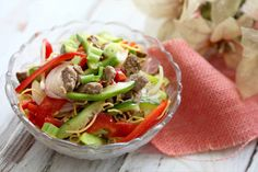 [비프 샐러드] 먹어도 먹어도 질리지 않는 태국 샐러드. – 레시피 | Daum 요리