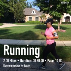 Out running today with @ladycrisette preparing her for the Detroit Free Press Marathon 5K so excited for her! #detroit #dreamchaser #athlete #ladiesthatrock #running #fitness #fitclub #teamfit #fitsnap