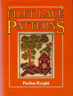 Revistes, Llibres...  --Filet Lace Patterns