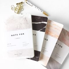 Image of Marble Notebook