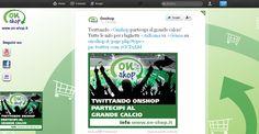 Biglietti Roma-Genoa Stadio Olimpico. Diventa subito follower di Onshop su Twitter!