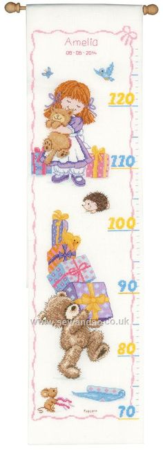 Buy+Birthday+Height+Chart+Cross+Stitch+Kit+Online+at+www.sewandso.co.uk