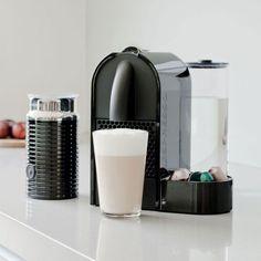 Nespresso U Automatic Espresso Machine with Aeroccino - For Charl