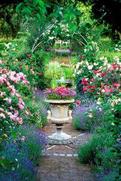 Wemyss Castle Gardens - Walled Gardens