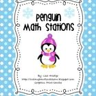 Penguin math stations for December, January, and February!Included Penguin place value match (standard, expanded, and word . Expanded Form, Math Stations, School Themes, Dry Erase Markers, Place Values, Little Pigs, Penguins, Words, School Stuff