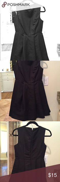 Jason Wu for Target black dress Scoop neck, fitted waist, pleated skirt Jason Wu for Target Dresses