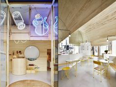 Bar Nou by MAIO, Barcelona – Spain » Retail Design Blog