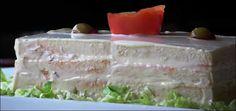 Stanley Roy informa: Pastel de Atún con tomate