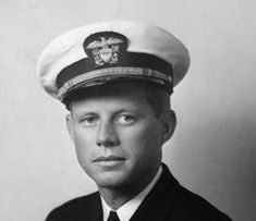 After a daring rescue, he was awarded the Navy and Marine Corp Medal for heroism. Though one of his brothers was killed in the war, he went on to become a Congressman, Senator, and the 35th U.S. President. His name was John F. Kennedy.