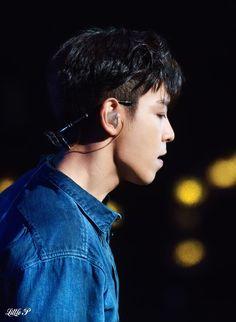 ameverything... — thekoreanbigbang:   160903 TOP at VIP Fanmeeting...