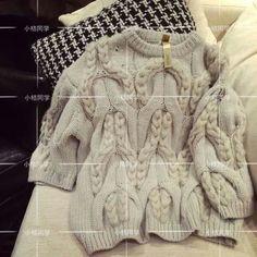Расширенные настройки +2015 начале осени новый тяжелый мохер шерсть поворот свободно вязать свитер вокруг шеи короткий