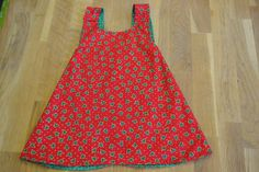 Christmas tree pinafore 18-24 months