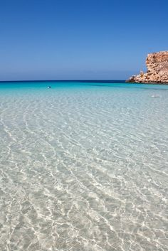 Lampedusa e Linosa, Agrigento, Italia  Have a look at our website: www.italiaamicamia.com