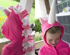 Simple Unicorn Costume