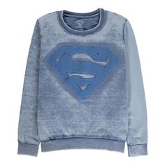 The final discounts are live on Smallable! Up to 60% off on hundreds of beautiful brands like Mini Rodini, Ferm Living, Numero 74…  Little Eleven Paris Superman Embroidered Burnout Sweatshirt  Clothing. Kids Fashion. Kids. Childrenswear. Winter outfits.