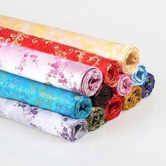 Scrapbooking Accessories Wedding Satinfabric Satins Cloth Free Ship!nice Stage Costumes Imitation Silk Fabric
