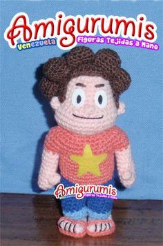 steven universe amigurumi crochet - Buscar con Google ...