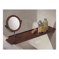 Minimal Bathtub Shelf by Boffi on HomePortfolio Bathtub Shelf, Boffi, Bed Sheet Sets, Luxury Homes, Mattress, Minimal, Shelves, Mirror, Furniture