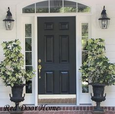 Front Door Urns