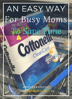 #NeverRunOut #ad => Grab your coupon to save $1 on Cottonelle CleanCare Mega Rolls: https://ooh.li/741e255