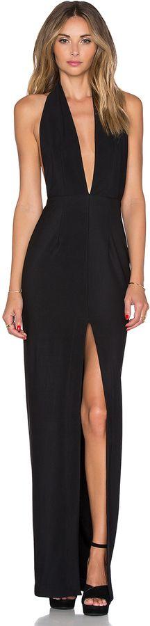 SOLACE London Aeryn Maxi Dress      <>   @kimludcom