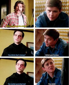 """[SET OF GIFS] 9x07 Bad Boys """"When you piss him off, he takes the keys"""""""