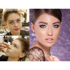 Share Tweet Pin Mail  Vasculhando o instagram (vício) descobri um maquiador chamado(3) Samer A. Khouzam Make-Up Artist. O rapaz faz verdadeiros milagres..mas acho ...