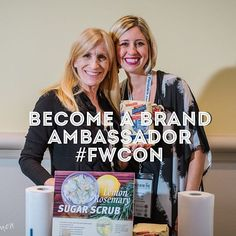 We're looking to add a few more #FWCon brand ambassadors for this year's conference. It's an opportunity to work with a brand while also learning, eating amazing food, and spending time with friends. For more details, please click on the link in the profile! #sundaysupper #florida #orlando #travel #brands #brandsandbloggers #bloggerlife #socialmediamarketing #workhardplayhard #networking #buildingyourbrand