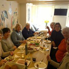 Vriendinnen uitje met een schilderworkshop en hierna een heerlijke lunch bij Atelier de Pleijsterplaats in Den Haag. schilderworkshop.com # #lunch #denhaag# popart#portretschilderen #