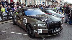Rolls Royce Gumball 3000 2016