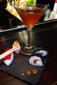 Sushi margarita