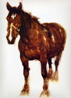 Horses book Rien Poortvliet