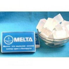 Antique MELTA soap