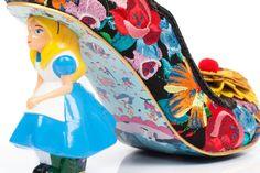 Sapatos exóticos inspirados em 'Alice no País das Maravilhas' – veja a coleçao - Blue Bus