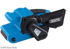 Draper 900w 230v 75mm belt #sander joiner #carpenter woodwork diy #power tool,  View more on the LINK: http://www.zeppy.io/product/gb/2/401066737501/