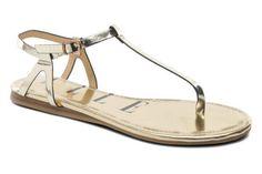 2b03ad24a2d Elle Marly  sarenza.com · Chaussures DoréesPieds NusSarenzaSandales
