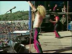 Twisted Sister - Under The Blade (Live at Reading Festival - Reading Festival, Sound Of Music, Bad Boys, Blade, Sisters, Rock, Videos, Skirt, Locks